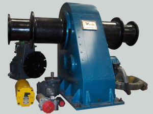 Haisun Btw-SD Marine Hydraulic Wire Winch pictures & photos
