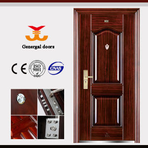 Good Quality Steel Anti Theft Doors pictures & photos