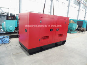 30kw Home Use Cummins Silent Diesel Generator for Sale for Your Back up Solution pictures & photos