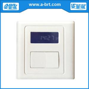 LCD Display Keypad Humidity Auto Control Switch