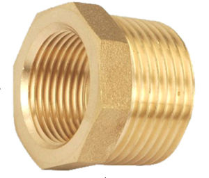 Brass Fitting Bushing (KX-BF003) pictures & photos