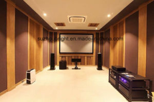 Home Theatre Sound Acoustic Projection Screen