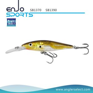 New School Fish Fishing Tackle Fishing Lure with Vmc Treble Hooks pictures & photos