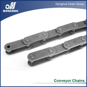 1 Inch Straight Side Plate Chain - C16B-1 pictures & photos