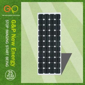 145W Monocrystalline Solar Panel pictures & photos