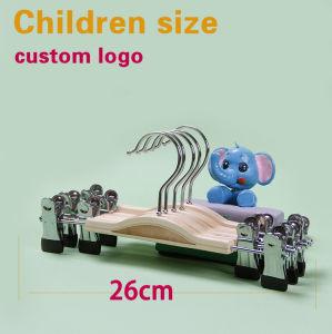 Laminate Wooden Trouser Hanger for Children