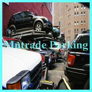 Double Hydraulic Smart Car Parking Lifts Tilting Two Post Automotive Equipment pictures & photos