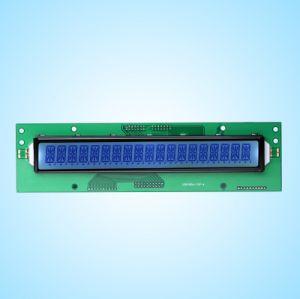 Custom 7 Segment LCD