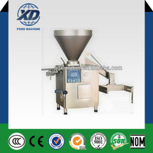 Automatic Electric Vacuum Sausage Stuffing Filling Machine pictures & photos