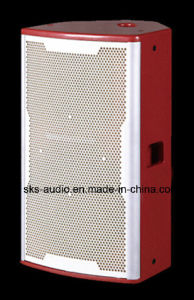 Single 15 Inch Two-Way Loudspeaker pictures & photos