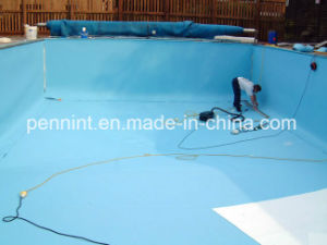 Blue PVC Swimming Pool Liner pictures & photos
