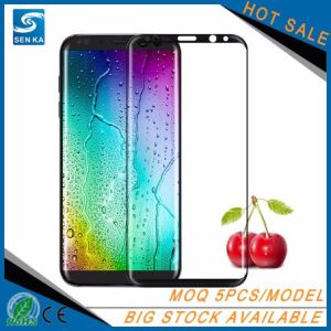 3D Full Curved Glass Phone Screen Protector for Samsung S8 pictures & photos