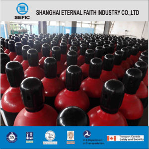 Newly Designed High Pressure Seamless Steel Gas Cylinder pictures & photos