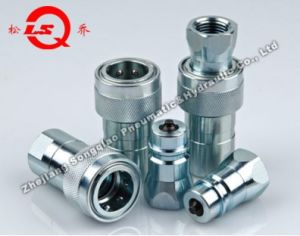 Lsq-Pk Close Type Hydraulic Quick Coupling pictures & photos