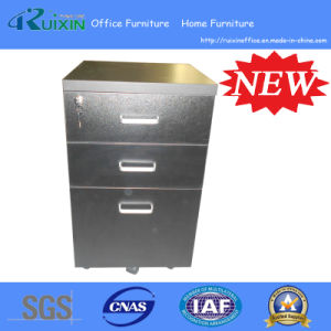 2017 Hotsale Wooden File Cabinet with Casters Rx-B4008