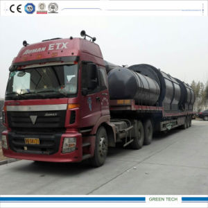12ton New Energy Saving Tire to Oil Pyrolysis Recycle Machinery pictures & photos