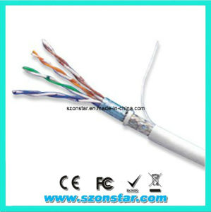 Cat5e CAT6 UTP FTP STP SFTP Communication Cable