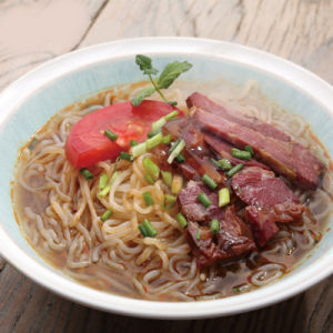 Dietary Food Instant Shirataki Cup Noodle pictures & photos