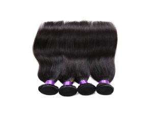 Top 7A Quality Cheap 100% Virgin Brazilian Human Hair Extensions, Remy Hair Extensions pictures & photos
