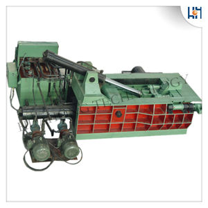 Hydraulic Scrap Metal Baling Press Machine pictures & photos