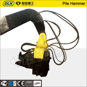 High Quality Driving Machine Hydraulic Vibratory Pile Hammer for All Brand Excavator pictures & photos