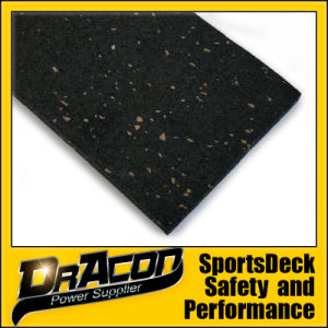 Indoor Sport Rubber Floor Tile (S-9010) pictures & photos