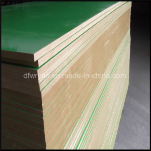 High Quality Plain MDF/Melamine MDF/ Decorative MDF for Furniture pictures & photos