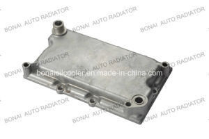Komatsu Truck Parts, Oil Cooler Rear Cover 4D95 Back/Rear Cover pictures & photos