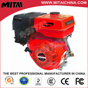 Air-Cooled 4 Stroke Ohv Single Cylinder Gasoline Petrol Engine