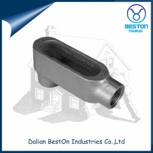 PVC Coated or Polishing Lb Conduit Body pictures & photos