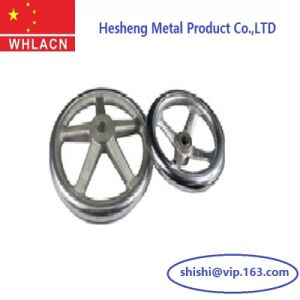 OEM Stainless Steel Investment Casting Lathe Handwheel pictures & photos