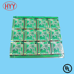 High Precision Multi-Panel PCB with Electronic pictures & photos