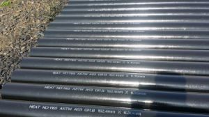 ASTM A53 Gr. B / ASTM A106 Gr. B Seamless Steel Pipe pictures & photos