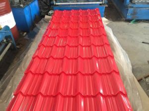 PPGI Pre-Painted Color Coated Steel Roofing Sheet pictures & photos