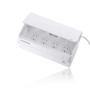 Smart Socket / Stereo Socket /WiFi Multifunctional USB Socket Wiring Board / Lightning Protection Box X2 pictures & photos