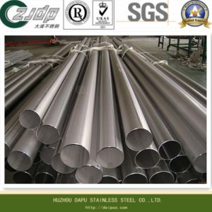 ASTM Tp347h 316 Stainless Steel Welded Tube pictures & photos