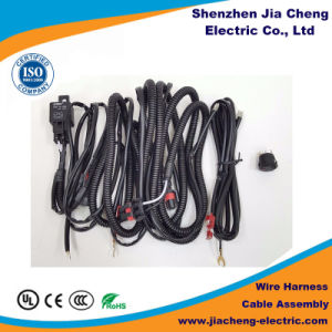 Molex Male Auto Connector Cable Wire Harness pictures & photos