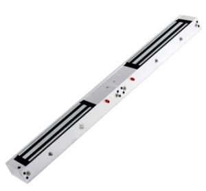 Double Door Electro Magnetic Lock 700lbs (320KG) with LED Indicator and Delay pictures & photos