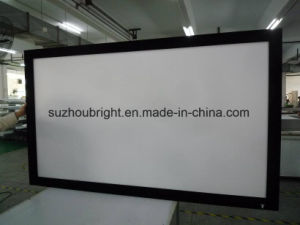 China Projector Screen Projection Screen Factory pictures & photos