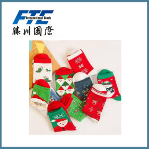 Keep Warm Unisex Cheap Festival Promotion Christmas Stocking pictures & photos