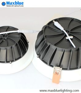 Large Angle 75degree Dimmable COB LED Ceiling Downlight 20W pictures & photos