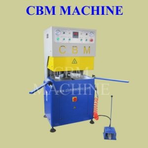PVC Window Single Head Seamless Variable Angle Welding Machine pictures & photos