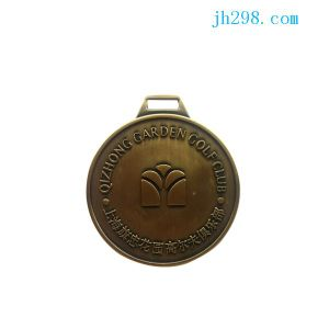 Guangdong Manufacturer Round Matal Plate Metal Badge pictures & photos