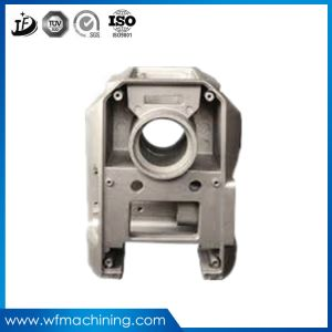 OEM Ductile Iron/Aluminum Mold Cast Alloy Sand Casting Parts with Casting Iron pictures & photos