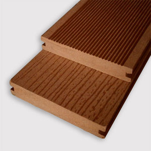 WPC Outdoor Decking 140x22mm (OR02) pictures & photos