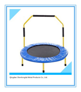 36 Inch Mini Colorful Trampoline with Handle for Kids pictures & photos