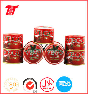 Tomato Paste for Chad 70g pictures & photos