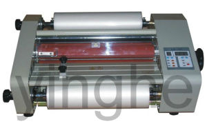 360mm Width Film Laminating Machine/Hot Film Laminator pictures & photos