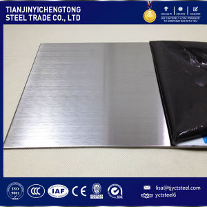 Cold Rolled / Hot Rolled Stainless Steel Sheet AISI304 SUS304 Ss304 pictures & photos