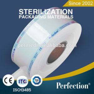 Flat Sterilization Roll Pouch Reel pictures & photos